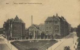 Kiel - Schiffs- und Maschinenbau-Schule