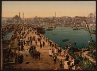 Konstantinopel - Kara-Brücke