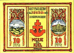 Nordische Messe - Notgeld