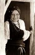 Isleta-Indianerfrau