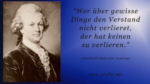 Verstand - Lessing