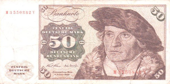 50 Deutsche Mark