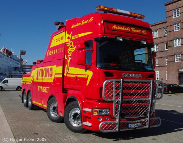 Scania-rot
