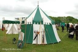 Mittelalter - Zelt 1502