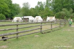 Zeltlager 1535
