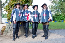 Vier Musketiere - 2593