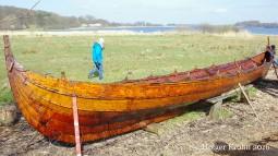 Wikingerboot - 6446