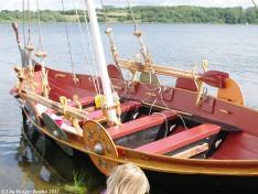 Wikingerboot - 3896