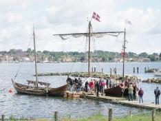 Wikingerboote - 3556