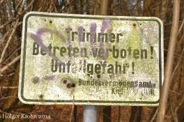 Rost - Schild 1694