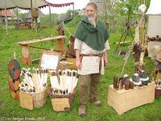 Burke der Holzschwertschmied