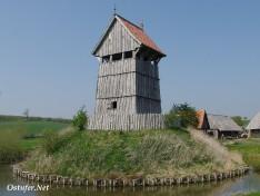 Turmhügelburg Lütjenburg - 9079