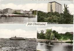 Dietrichsdorf - Ansichtskarte1961