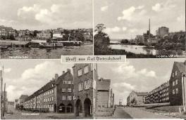 Dietrichsdorf - Ansichtskarte 1955 II