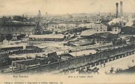 Gaarden - Kaiserliche Werft 1905