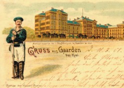 Gaarden - Matrosenkaserne 1907