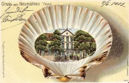 Neumühlen - Baltischer Hof 1902