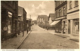 Neumühlen - Katharinenstraße 1930