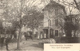 Neumühlen - Margaretenhöhe 1908