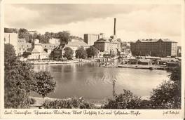 Neumühlen - Schwentine 1935