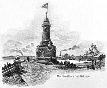 Kiel-Holtenau - Leuchtturm