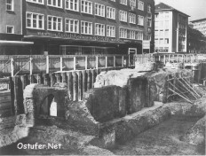 Kiel - Altes Rathaus 1970