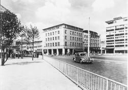 Kiel - Berliner Platz 1950