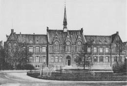 Kiel - Gymnasium am Kleinen Kiel 1893
