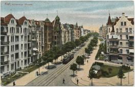 Kiel - Holtenauer Strasse I