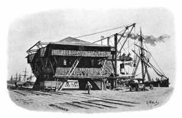 Kiel - Kohlensieberei