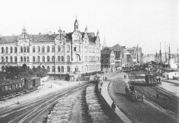 Kiel - Oberpostdirektion 1893