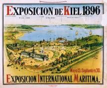 Kiel - Provinzial-Ausstellung 1896