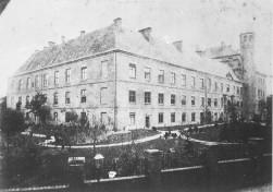 Kiel - Schloss 1889