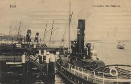 Kiel - Seegarten 1914