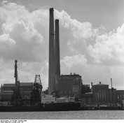 Kiel-Wik - Kraftwerk