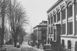 Kiel - Zoologisches Institut 1894
