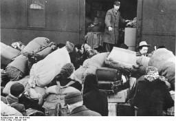 Berlin 1945 - Flüchtlinge