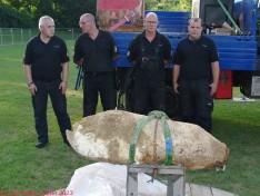 Bombe Moorteichwiese - 6058