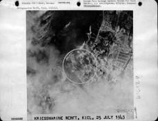 Kiel 1943 - Bombenterror III