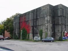 Kiel-Gaarden - Bunker Sandkrug