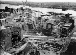 Kiel 1945 - Innenstadt II