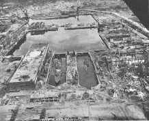 Kiel 1945 - Marinehafen II