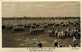 Kiel 1933 - SA-Aufmarsch