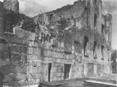 Kiel 1959 - Schlossruine I