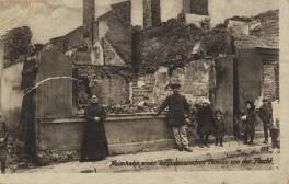 Ostpreußen - Flüchtlinge 1914