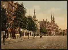Amsterdam - Hauptpost