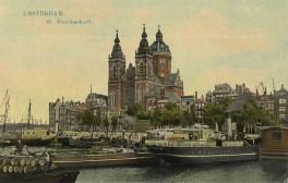 Amsterdam - St. Nicolaaskerk