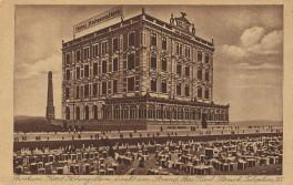 Borkum - Hotel Hohenzollern