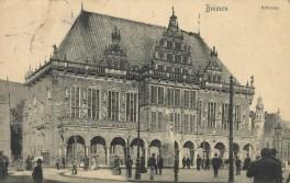 Bremen - Rathaus 1905