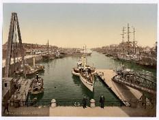 Bremen - Freihafen